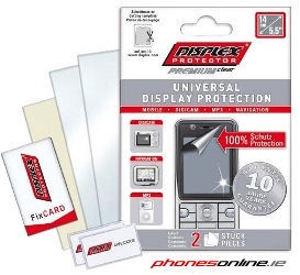Screen Guard Screen Protector Universal 5.5''