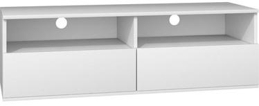 ТВ стол Top E Shop, белый, 1200x400x380 мм
