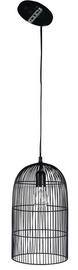 Gaismeklis Verners Net2 Ceiling Lamp 40W E27 Black