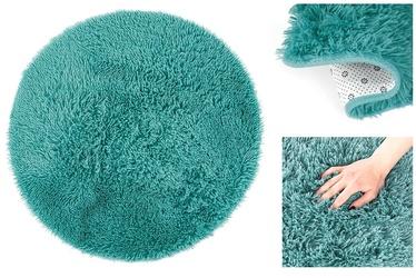 Коврик для ванной AmeliaHome Karvag RUG/AH Nonslip Carpet Blue R 120x120cm