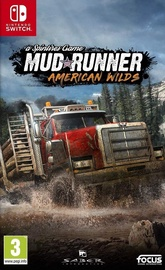 Spintires: MudRunner - American Wilds SWITCH