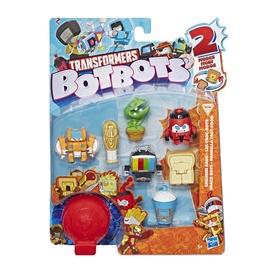 Фигурка-игрушка Hasbro Transformers Botbots Set 8pcs