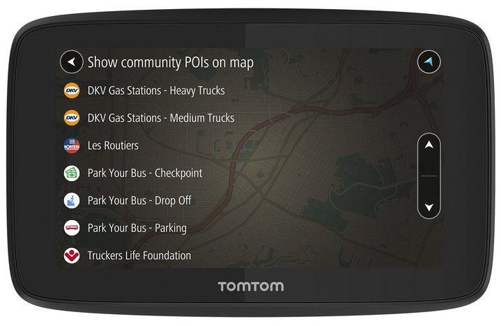 TomTom GO Professional 520