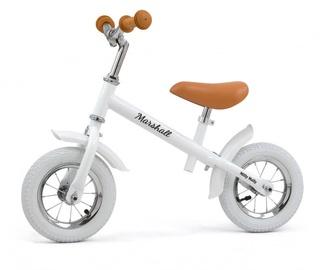 Балансирующий велосипед Milly Mally Marshall Air White