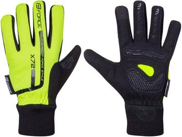 Force Kid X72 Full Gloves Yellow Black M