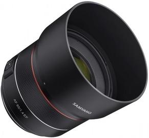 Samyang AF 85mm f/1.4 EF Canon