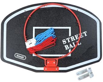 Обруч с сеткой Kimet Basketball Set S Street