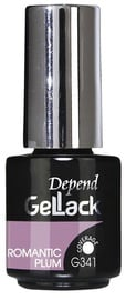 Depend GelLack Romantic Plum 5ml