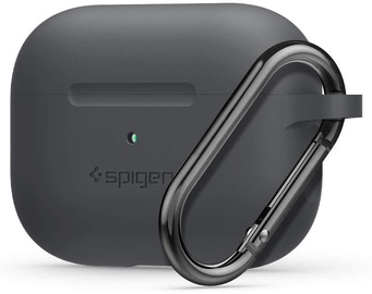 Spigen Silicone Fit Case For Apple AirPods Pro Black