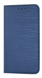 Mocco Jeans Book Case For LG G7 ThinQ Blue