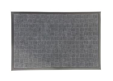 Придверный коврик VCW-RPP-2065 Black, 60 x 90 cm