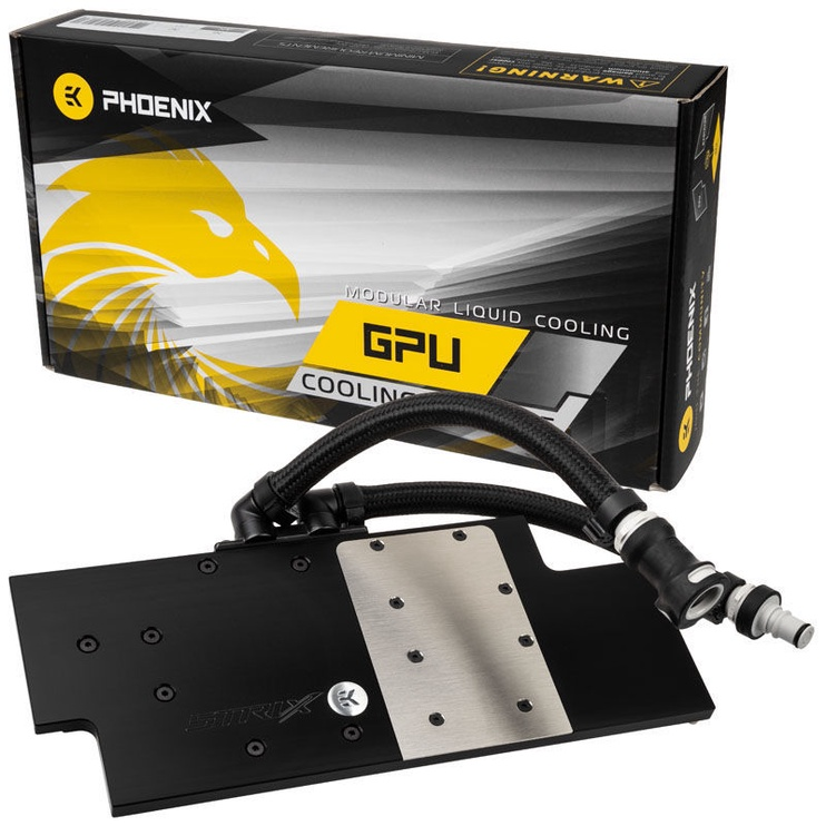 EK Water Blocks EK-MLC Phoenix GPU Module FC1080 GTX Ti Strix - Acetal+Nickel (rev. 2.0)