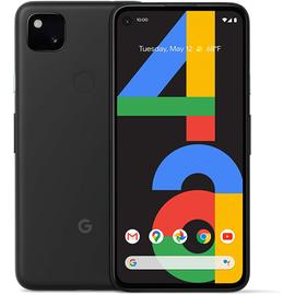 Mobilais telefons Pixel 4A Google Pixel 4A, melna, 6GB/128GB