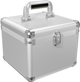"ICY BOX IB-AC628 10-bay Aluminum Suitcase for 2.5"" / 3.5"""