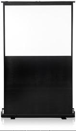 "4World Floor Projection Screen 125x200 60"" 4:3"