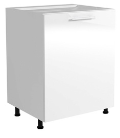 Halmar Kitchen Bottom Cabinet Vento D 60/82 White