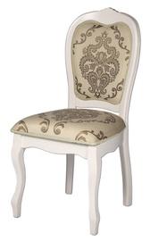 Ēdamistabas krēsls MN Prince 3242009 White/Beige