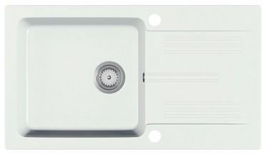 Halmar Sink Laneo White