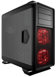 Corsair Graphite Series 760T Full Tower Windowed Edition Red CC-9011073-WW