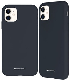 Mercury Soft Touch Matte Vack Case For Apple iPhone 11 Dark Blue