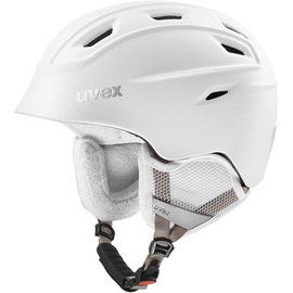 Uvex Fierce Ski Helmet White Matt 51-55