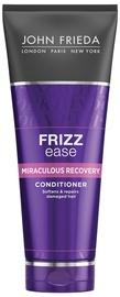 Matu kondicionieris John Frieda Frizz Ease Miraculous Recovery Conditioner, 250 ml