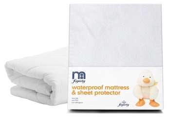 Mothercare Wateproof Mattress & Sheet Protector 86x76cm 803906 White