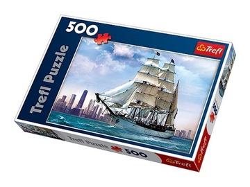Пазл Trefl Sailing Against Chicago 37120T, 500 шт.
