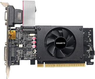 Gigabyte GeForce GT 710 2GB GDDR5 PCIE GV-N710D5-2GIL (bojāts iepakojums)