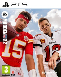 PlayStation 5 (PS5) spēle Electronic Arts Madden NFL 22