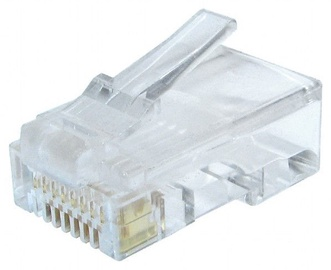 Gembird Cat6 Modular Network Plug 8P8C RJ-45 x 100