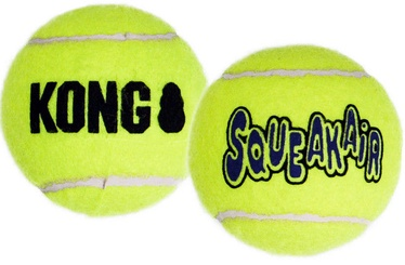 Rotaļlieta sunim Kong Air Kong Squeaker Tennis Ball Extra Small, 3 gab.