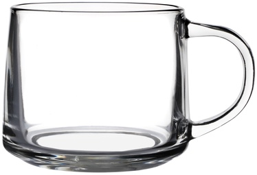 Krūzīte Galicja Glass Cup 310ml