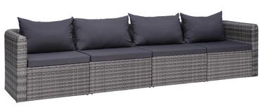 Садовый диван VLX 44164, серый