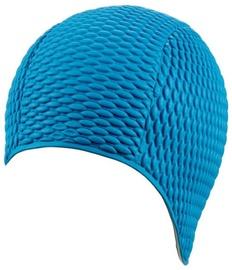 Шапочка для плавания Fashy Ladies Rubber Bubble 3115 Blue