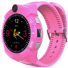 Viedais pulkstenis ART Watch Phone Kids, rozā
