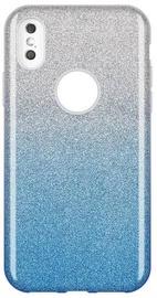 Wozinsky Glitter Shining Back Case For Samsung Galaxy S10e Blue