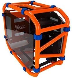 In Win D-Frame Mini-Tower Orange