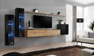 Комплект мебели для гостиной ASM Switch XI, черный
