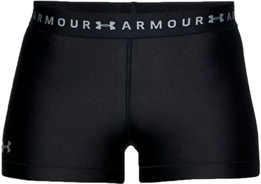 Under Armour Womens HeatGear Armour Shorty 1309618-001 Black M
