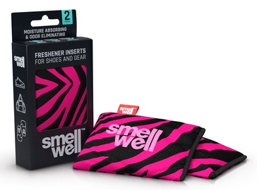 Smellwell Active Freshener Inserts 2pcs Pink Zebra