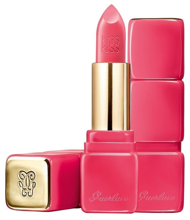 Lūpu krāsa Guerlain Kisskiss Creamy Shaping Lip Colour 371, 3.5 g