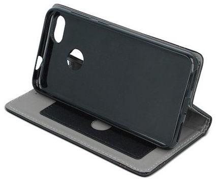 Mocco Smart Focus Book Case For Samsung Galaxy S7 Edge Black/Blue