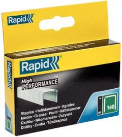 Rapid Flatwire 140/14mm Green Staples 2000pcs