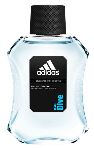 Adidas Ice Dive 50ml EDT + 200ml Shower Gel