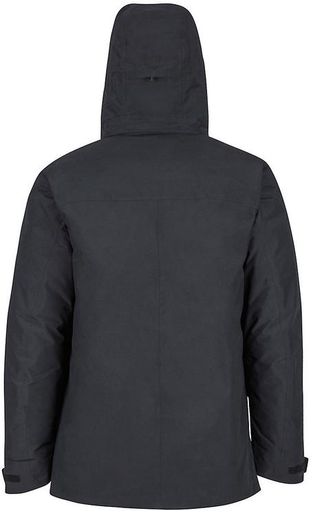 Marmot Mens Yorktown Featherless Jacket Black M