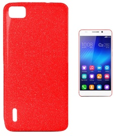 Telone Candy Ultra Slim Back Case For Huawei Honor 6 Red
