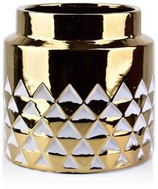 Ваза Mondex Rory, золотой, 180 мм