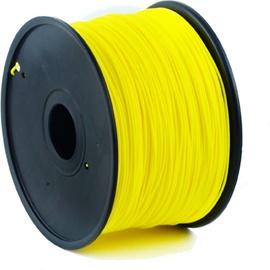 Palīgmateriāli 3D printeriem Gembird 3DP-ABS, 400 m, dzeltena