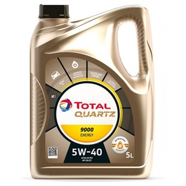 Total Quartz 9000 Energy 5W/40 Engine Oil 5l